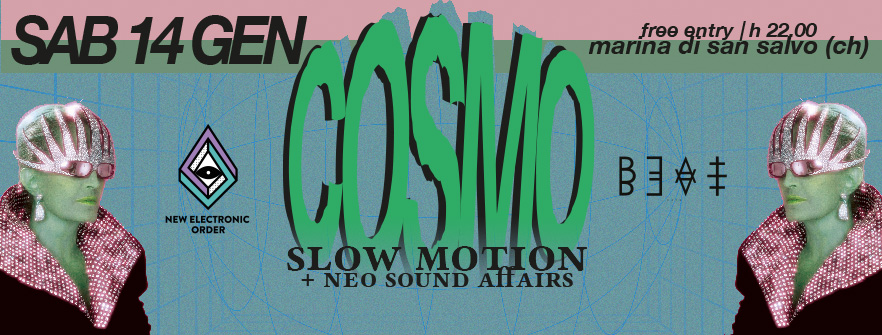 Cosmo – Slow Motion At Beat Cafe
