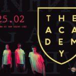 25.02.17   The Academy (live)