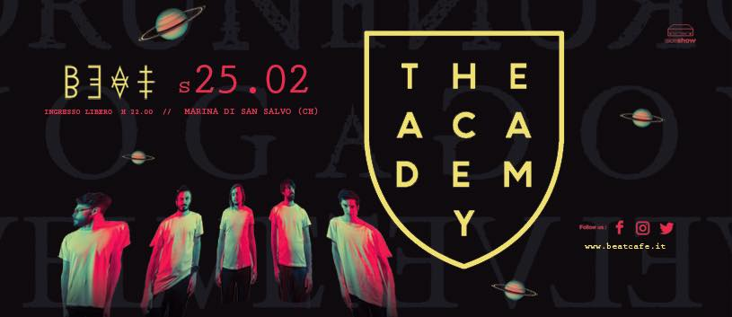 25.02.17 | The Academy (live)