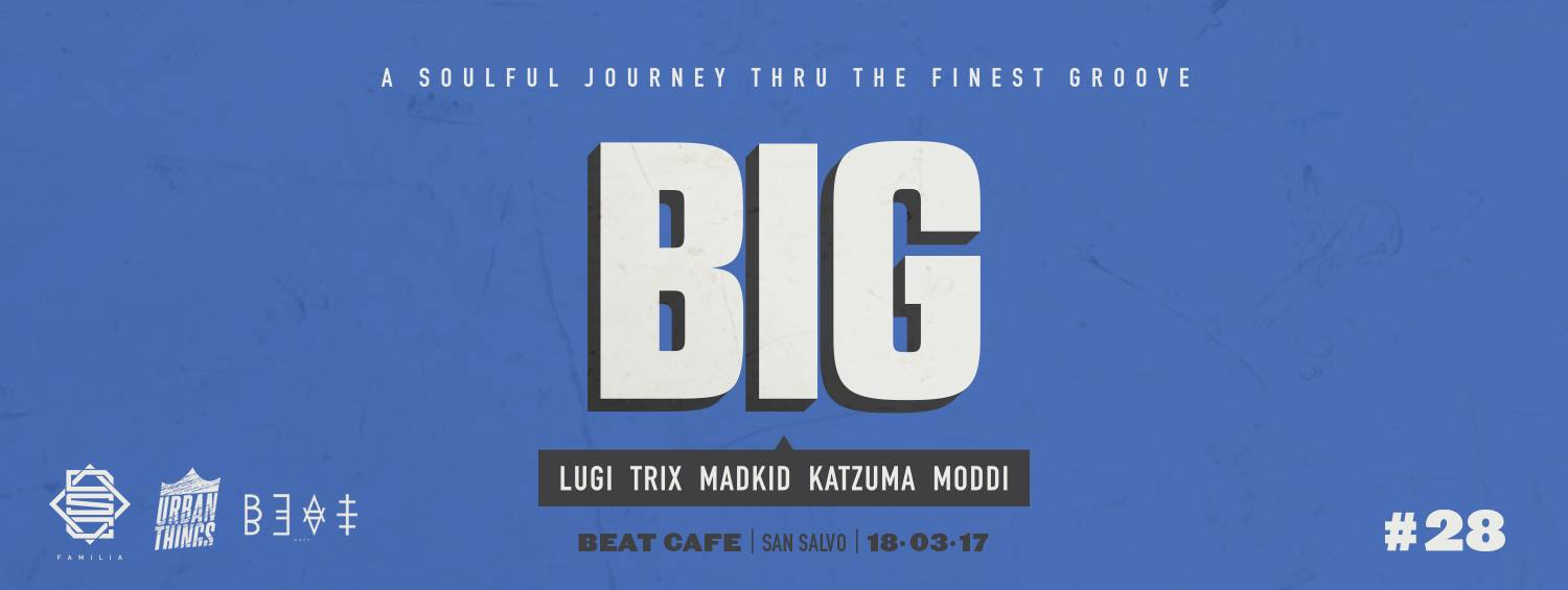 18.03.17 | BIG Bolo Inner Ground #28 (Katzuma, Madkid, Lugi, Trix, Moddi Mc.)