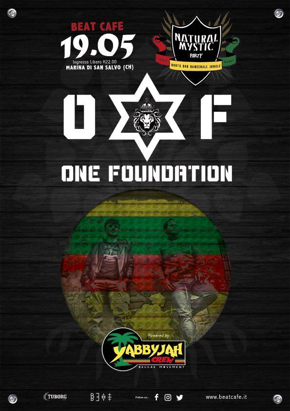 one-foundation-locandina
