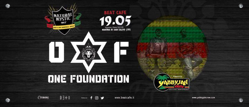 One Foundation Live Beat Cafe San Salvo