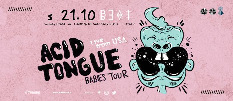 21.10.17 | ACID TONGUE (USA)
