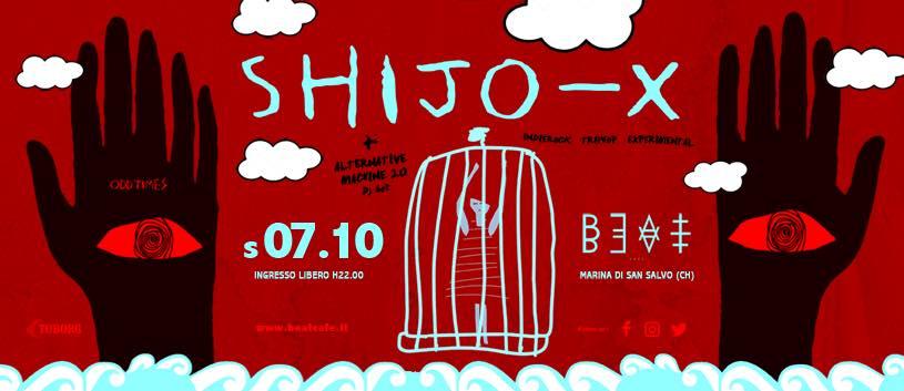 07.10.17 | SHIJO X