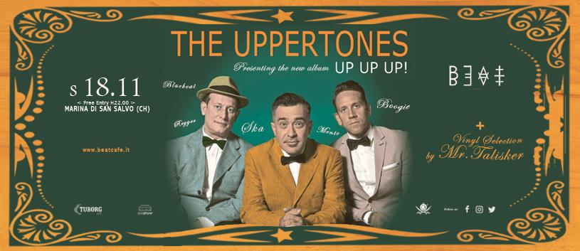 17.11.17 | THE UPPERTONES + Mr. Talisker