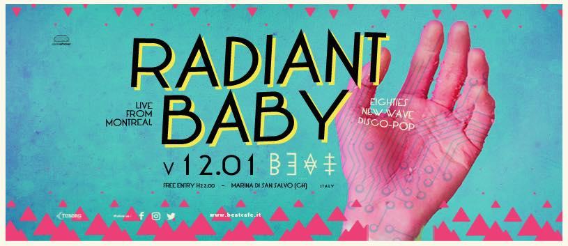 12.01.18 | RADIANT BABY