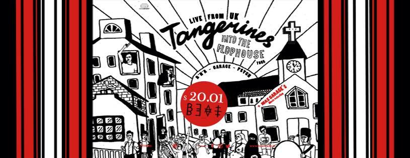 20.01.18 |  TANGERINES (UK)