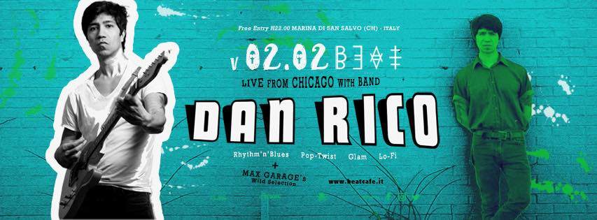 02.02.18 | DAN RICO (USA)