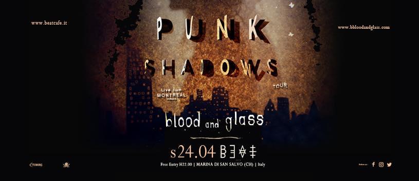 24.04.18   BLOOD & GLASS (CDN)