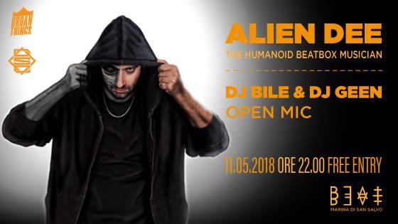 11.05.18 | ALIEN DEE