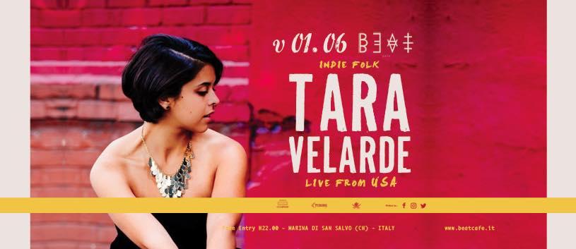 01.06.18 | TARA VELARDE (USA)