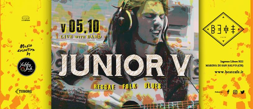 05.10.18 | JUNIOR V – My Shelter Tour