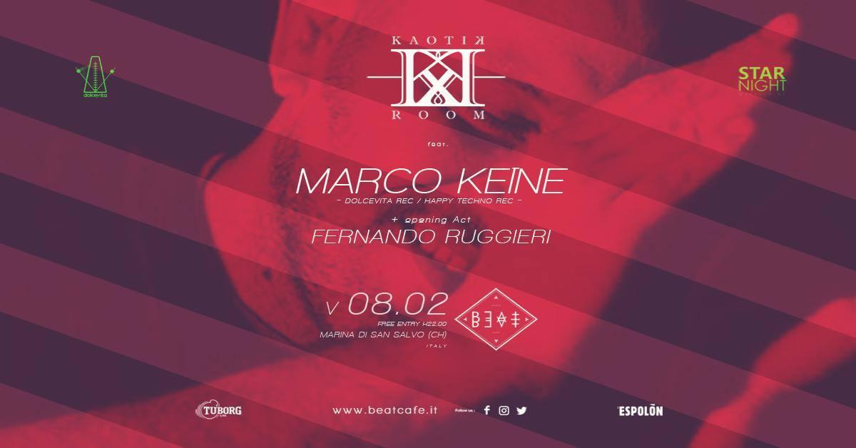 08.02.19 | MARCO KEINE