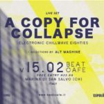 15.02.19 | A COPY FOR COLLAPSE