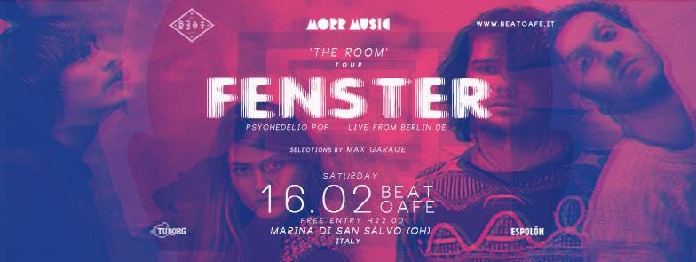 16.02.19 | FENSTER (Berlin)